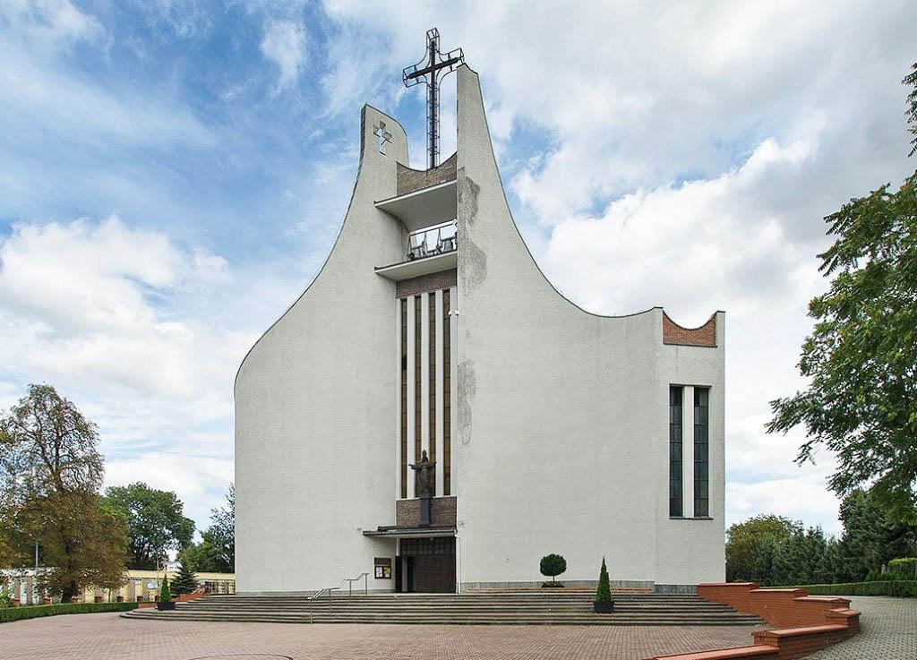 Parafia Najświętszej Maryi Panny Matki Miłosierdzia w Oleśnicy